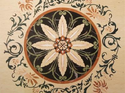 Мозаичное панно 0021Q 1100x1100