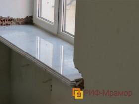 Мрамор Бьянка Карара